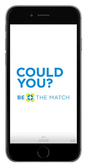 Donor Registry Campaigns - 'Be The Match' is Using Snapchat to Try to Register New Donors