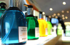 From Luxe Perfume Shop Pop-Ups to Temporary Scent Galleries
