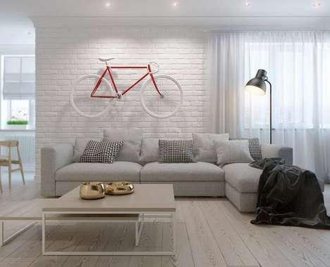 Modern Man Cave Apartments