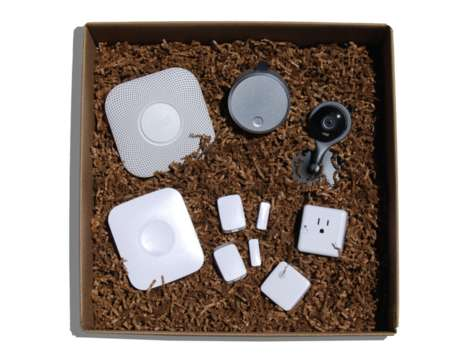 Curated Smart Home Kits - Mosaic's 'Smart Home in a Box' Delivers an Intelligent Abode