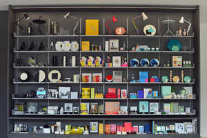 This Design Store Was Built to Reflect the Museum's Displays