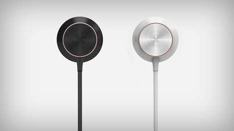 Safety-Focused Earbuds - These Sleek Earphones Focus on Safety as Well as Optimizing Audio