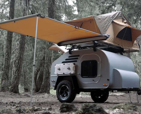 Customizable Teardrop Trailers