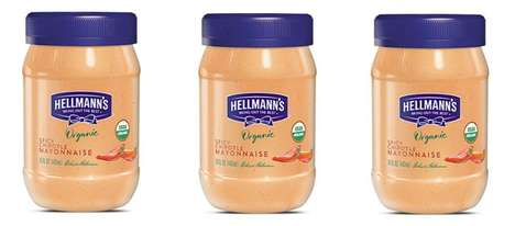 Chipotle-Flavored Mayos - Hellmann's Organic Mayonnaise Now Comes in a Spicy Chipotle Flavor