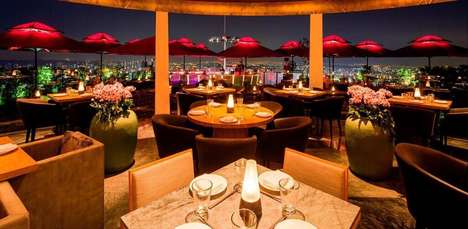 $2 Million Dining Experiences - The Ce La Vi Restaurant in Singapore Offers the Most Expensive Meal