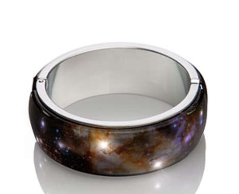 Illuminating Galaxy Bangles