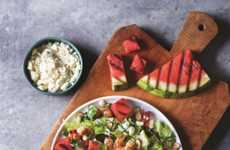 Summery Fire-Grilled Salads
