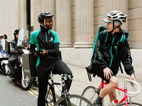 Delivery Service Partnerships - Deliveroo's New Partnerships Will Enable It to Deliver Alcohol