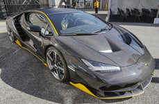 21 Luxury Carbon Fiber Cars