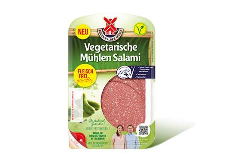 Vegetarian Cold Cuts - Rügenwalder Mühle is Selling Vegetarian-Friendly Cold Cuts