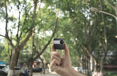 Tiny VR Cameras - The Miniscule 'Nico360' Records High-Quality 360-Degree Footage