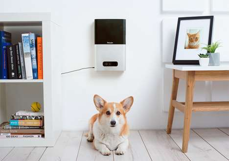Interactive Pet Monitors - Petcube's 'Bite' and 'Play' Lets Consumers Remotely Interact with Pets