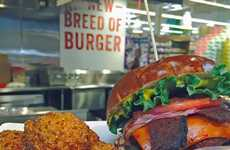 In-Store Burger Bars