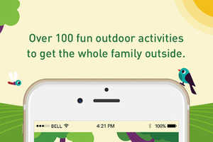 Persil's App for Activities Suggests Ways Families Can Have Fun Outside