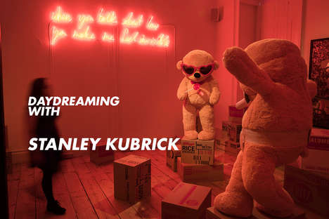 Iconic Director Events - James Lavelle Curated a Stanley Kubrick Exhibition as a Tribute to His Hero