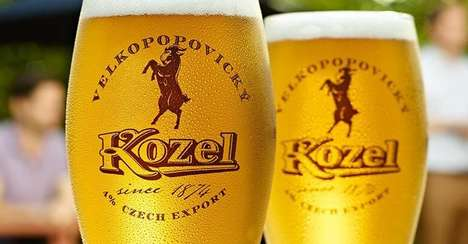 Beer-Finding Apps - Kozel's App Will Taxi Users Straight to the Bar and Give Them a Free Pint