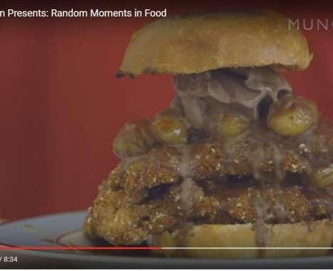 Rapper-Made Food Oddities