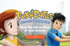 Video Game Dating Apps - PokéDates is a Dating App for Pokémon Go Players
