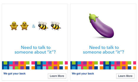 Sex Education Emojis - NYC Health & Hospitals Campaign Uses Emojis to to Teach About Sex Ed