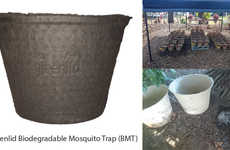 Sustainable Mosquito Traps