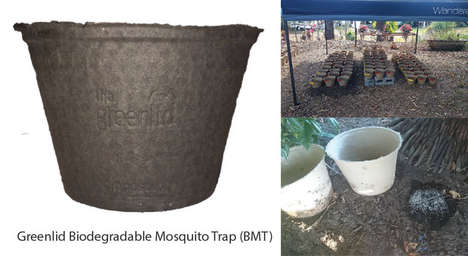 Sustainable Mosquito Traps - 'Biotrap' is a Sustainable Tool to Help Keep Bugs Away