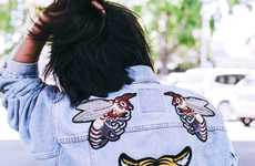 Honestly WTF's Embroidered Jacket Tutorial is Runway-Inspired