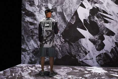 Marble Streetwear Collaborations - Patta and Dekmantel Teamed Up for a Line of Sports Clothing
