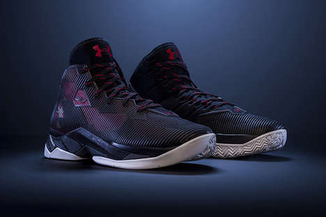 Revitalized Basketball Sneakers - The 'Under Armour Curry 2.5' Includes a Range of Fresh Colorways