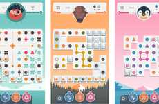 The Dots & Co. App Provides Relaxation Through Tranquil Brainteasers