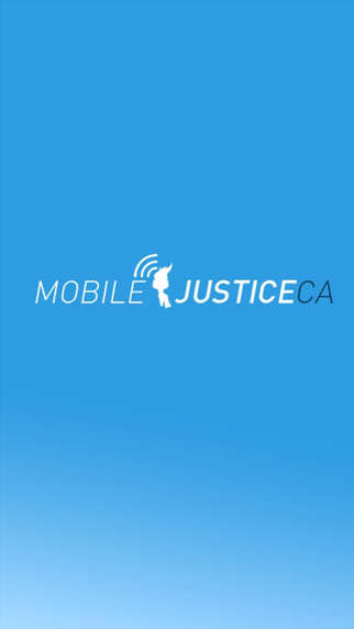 Police-Policing Apps - The Mobile Justice App Helps Civilians Hold Police Accountable