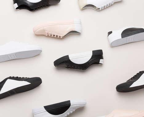 Simplistic Bauhaus Sneakers