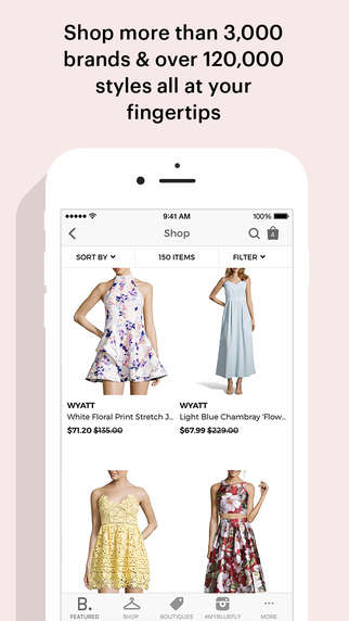 Streamlined Shopping Apps - This Mobile Shopping App Offers An Enhanced Customer Experience