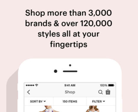Streamlined Shopping Apps