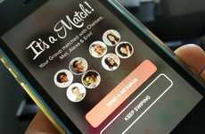 Friendship Dating Apps - The Tinder App Recently Launched Its Group Match Feature
