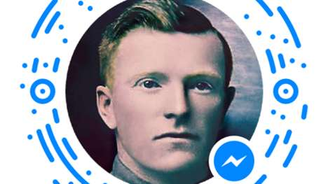 Interactive Historical Chatbots - AnzacLive is Using a Chatbot to Share Experiences of WWI Soldiers