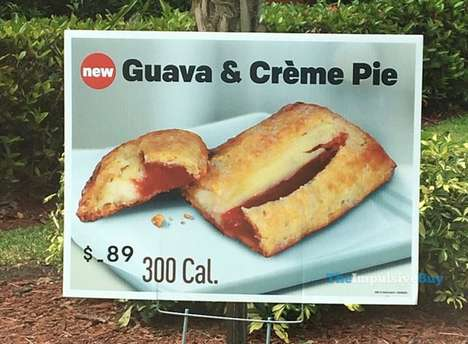 Guava-Filled Hand Pies - McDonald's is Serving Guava & Crème Pies in Its Florida Restaurants