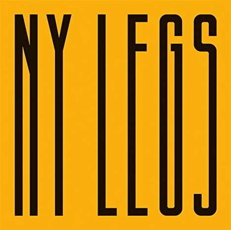 Limb-Focused Books - 'New York Legs' is a Photographic Book That Shows Indiviuality in a New Way