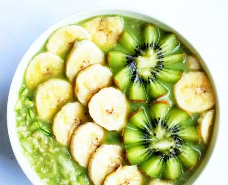 Zucchini Breakfast Bowls