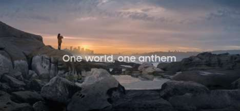 Transcending National Anthems - Samsung Created 'The Anthem' From Blending the Songs of 15 Nations