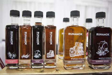 Infused Maple Syrups - Runamok Maple's Syrup is Useful for More Than Pancakes