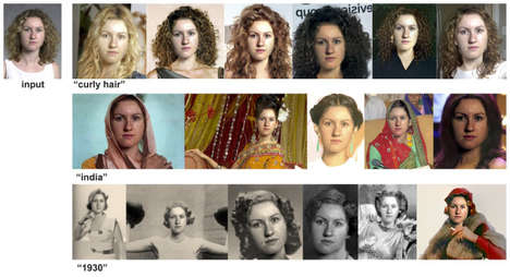 Face-Swapping Search Engines - Dreambit Lets Users Easily Digitally Alter Their Appearance