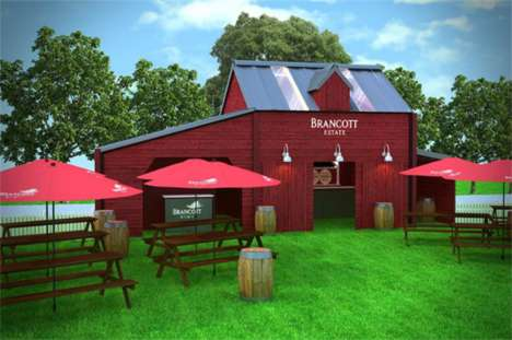 Virtual Vineyard Tours - Brancott Estate Shares Virtual Reality Vineyard Tours at Festivals