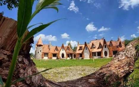 Clay-Built Hotels - This Clay Hotel Looks Like Something Straight Out of a Fairy Tale