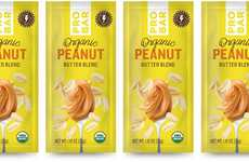 The PROBAR Organic Peanut Butter Blend is Infused with Yerba Matte