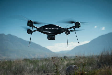 23 Innovative Drone Projects - From Landmine-Detecting Drones to Aerospace Inspection Drones