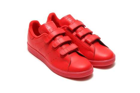 Revitalized Velcro Sneakers - A Classic Model Was Brought Back for a Fresh Adidas Velcro Version