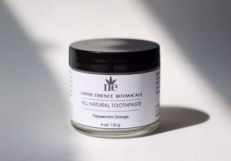 All-Natural Vegan Toothpastes - This Vegan Toothpaste is Made from Remineralizing Ingredients