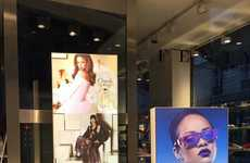 Songstress-Branded Pop-Ups - Colette's Fenty Pop-Up is an Homage to Rihanna Style
