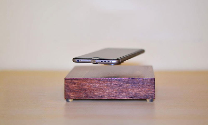 Levitating Smartphone Chargers