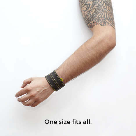 Speed-Detection Bracelets - This Bracelet Was Designed for People Who Ride Motorcycles